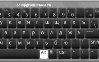 Клавиатура на ПК с Windows 7: включение, настройка параметров и их сброс, выключение