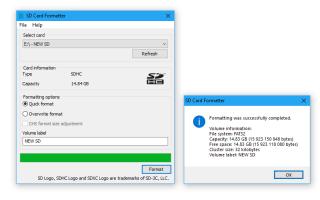 Как исправить поврежденную SD-карту на Андроид с форматированием и без