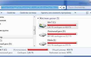 Автозагрузка программ в Windows 7 — как убрать, добавить и где находится