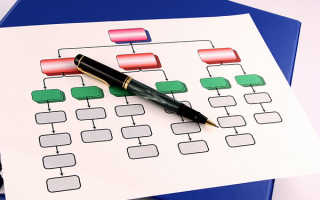 Как правильно сделать Блок-схему в Microsoft Word