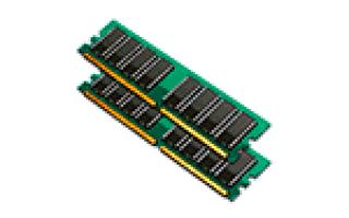 Смотрим сколько используется оперативной памяти при работе компьютера