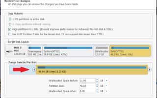 Перенос Windows на другой диск (HDD или SSD) с помощью программы Acronis True Image WD Edition