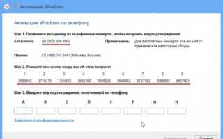 Как изменить, удалить или продлить лицензию Windows