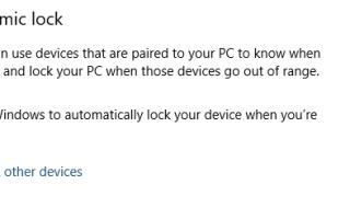 Как включить экран блокировки в Windows 10