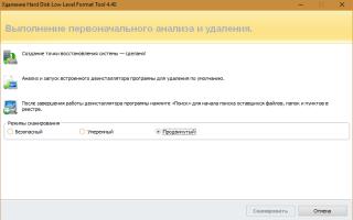 Принудительное удаление файлов. Программа для удаления неудаляемых файлов