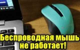 Проблемы с беспроводной мышью. Причины по которым не работает мышка