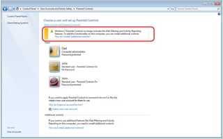 Как включить и отключить родительский контроль на компьютере Windows 10?