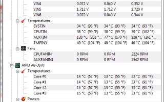 Оптимальная температура процессора. Контроль температуры процессора и видеокарты