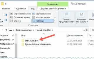 Три распространенных проблемы с Корзиной Windows и пути к их решению