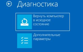 Что нужно знать о «Вернуть компьютер в исходное состояние» в Windows 8 и 10