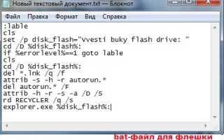 Восстановление удаленных файлов с флешки. 2 способа решения