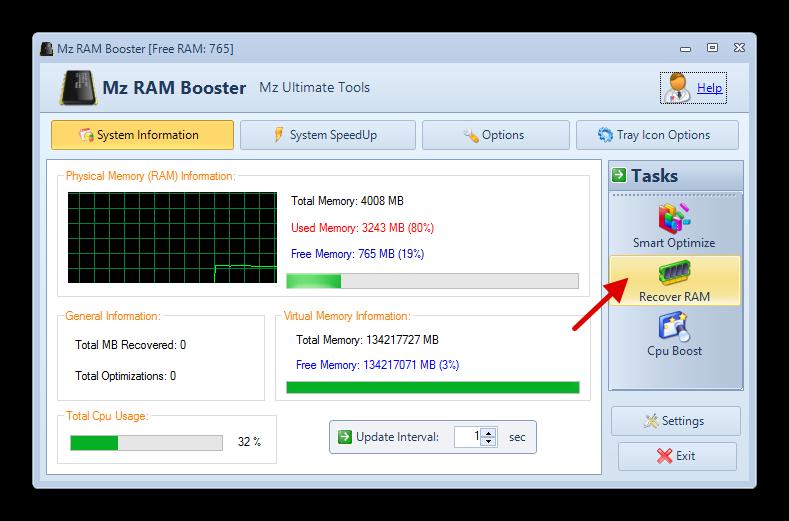 Zapusk-ochistki-OZU-v-spetsialnoy-programme-Mz-RAM-Booster-v-Windows-10.png