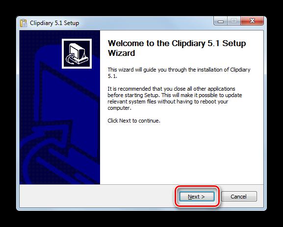 Privetstvennoe-okno-ustanovshhika-programmyi-Clipdiary-v-Windows-7.png