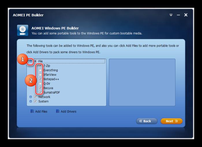 Dobavlenie-komponentov-v-sborku-v-okne-programmyi-AOMEI-PE-Builder-v-Windows-7.png