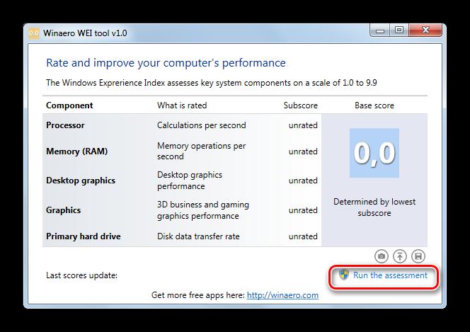 Zapusk-pervoy-otsenki-indeksa-proizvoditelnosti-v-okne-programmyi-Winaero-WEI-tool-v-Windows-7.png